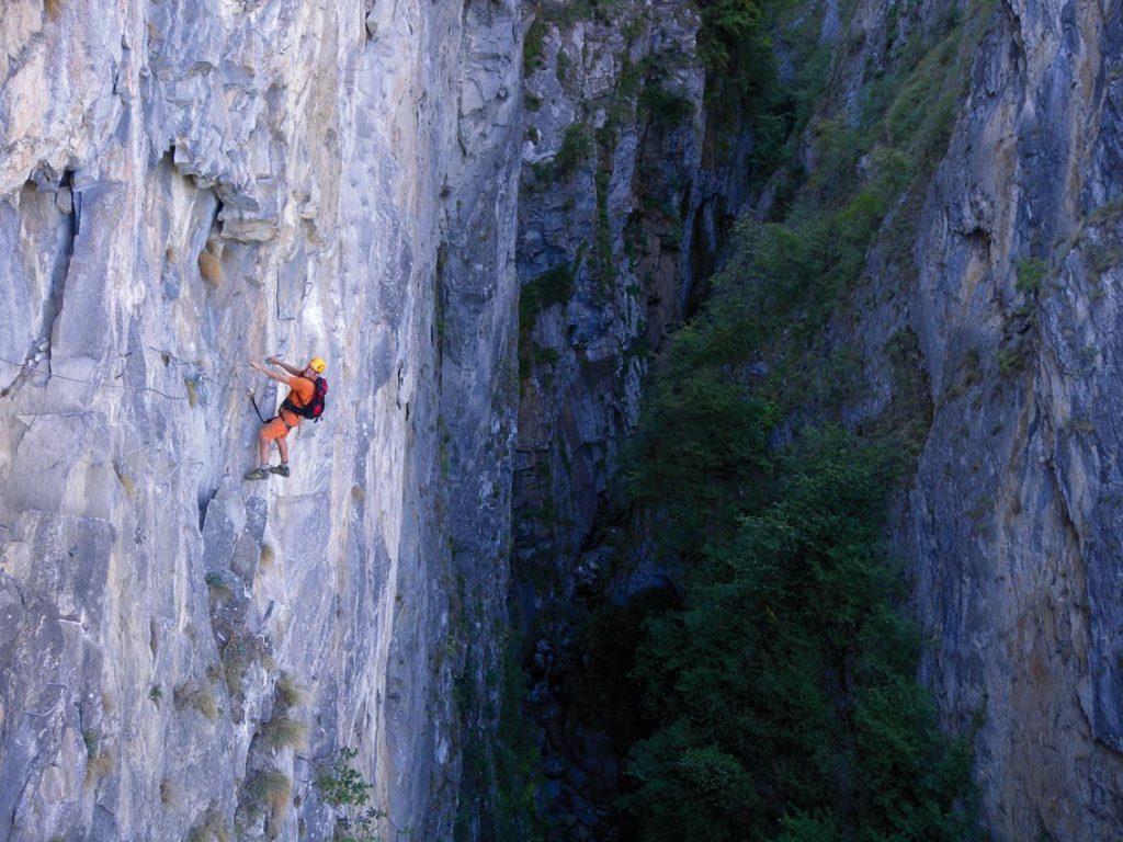 Klettersteig Daubenhorn : Klettersteigführer schweiz alpinverlag