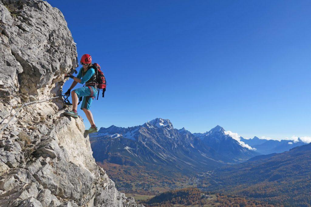 Klettersteig Magnifici Quattro : Klettersteigführer dolomiten südtirol gardasee alpinverlag