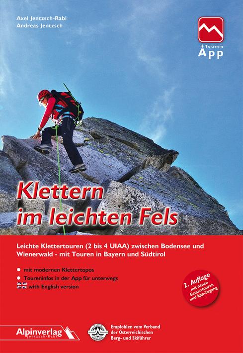 Cover Klettern im leichten Fels